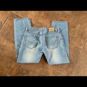 Balmain Jeans Men's sz W33 L32 blue boot cut